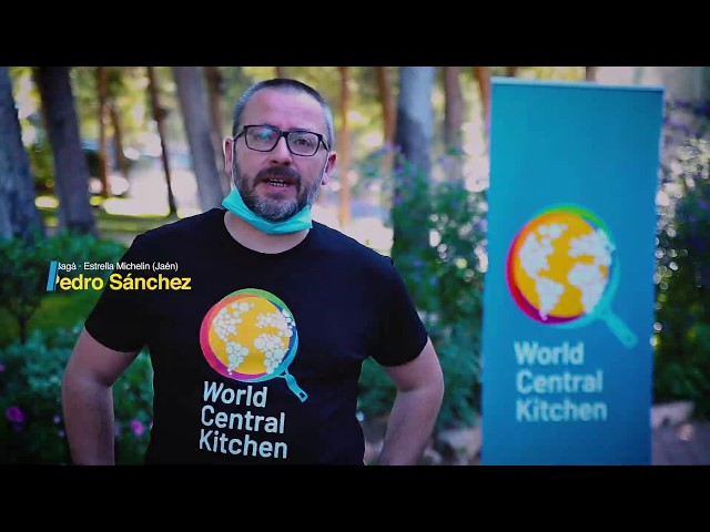 World Central Kitchen ONG Covid-19 - Jaén - Spain - Mayo 2020 | Promo 30