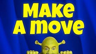 Shrek Make a move / karaoke instrumental