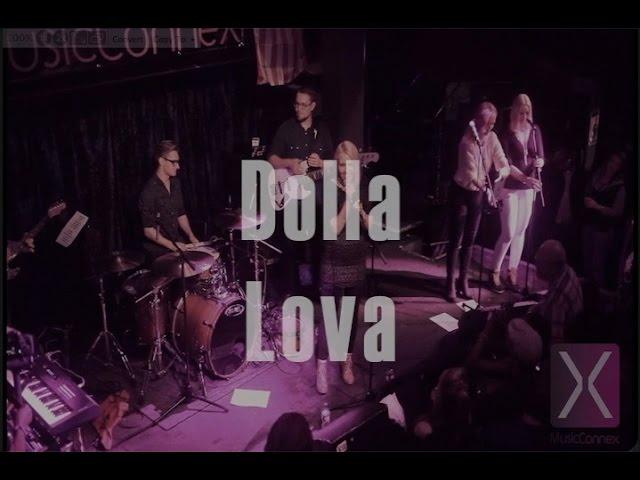 Dolla Lova - Millionaire (MusicConnex Live Showcase 28/09/14)