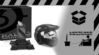 Český retro unboxing - Halo 3 Legendary edition