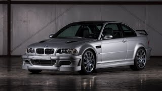 WOW BMW M3 GTR One Of The Most Limited Production Models