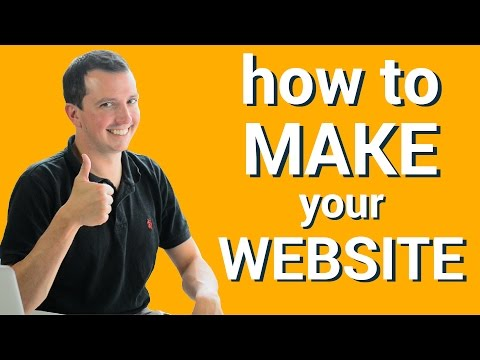How to Make a Website - Free & Under 7 minutes from YouTube · Duration:  6 minutes 56 seconds