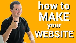 Comment Faire un Site web Gratuitement, et en moins de 7 minutes