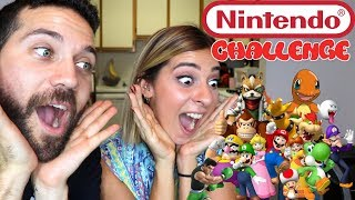GUESS THE NINTENDO CHARACTER!! with Gabbie Show and Ugh It's Joe