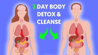 How to do a 3-day complete body detox and flush