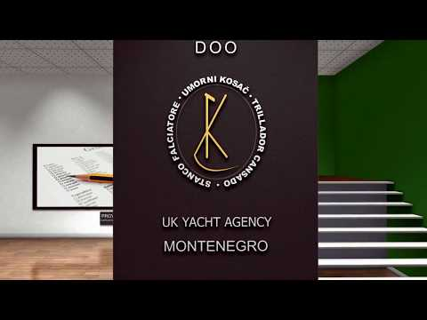UK Yacht Agency Montenegro - Yacht Agent and Yacht supplier in Montenegro