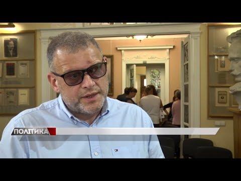 НТА - Незалежне телевізійне агентство: Володимир Квурт підписав меморандум про співпрацю із діячами культури