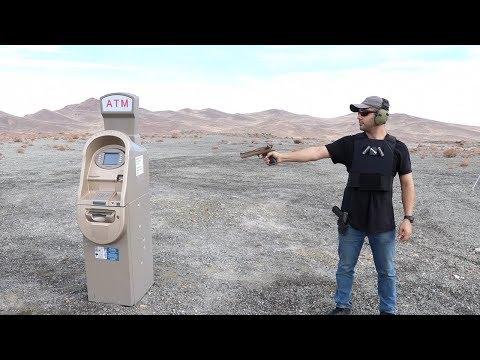 Czy bankomat jest kuloodporny?