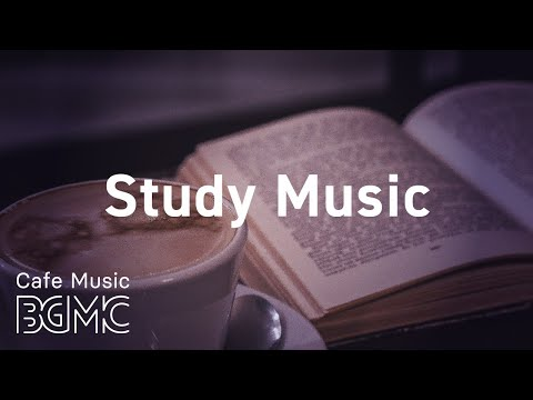Study Music: Relaxing Piano Jazz Music - Gentle Piano Jazz for Calm & Relax at Home