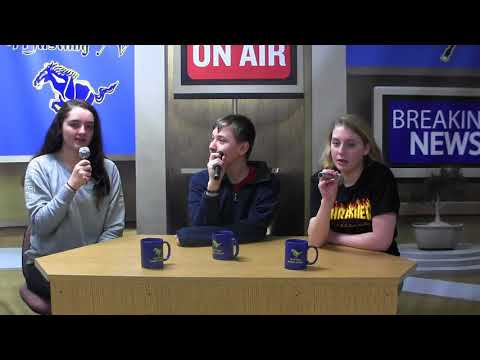 PVMS Broadcast - March 21st