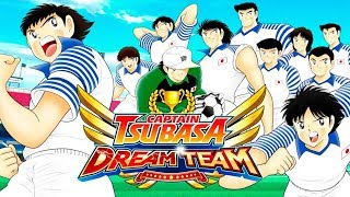 Live TEST Captain TSUBASA