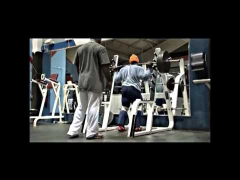 Bodybuilding DVD Trailer Kai Greene Training available