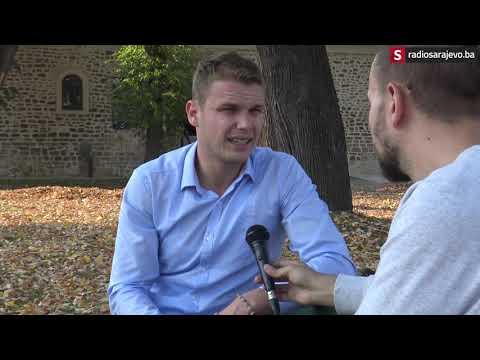 Draško Stanivuković za Radiosarajevo.ba