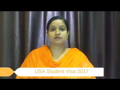 USA Student Visa 2017 : How to Get Your USA Student Visa | MUST WATCH