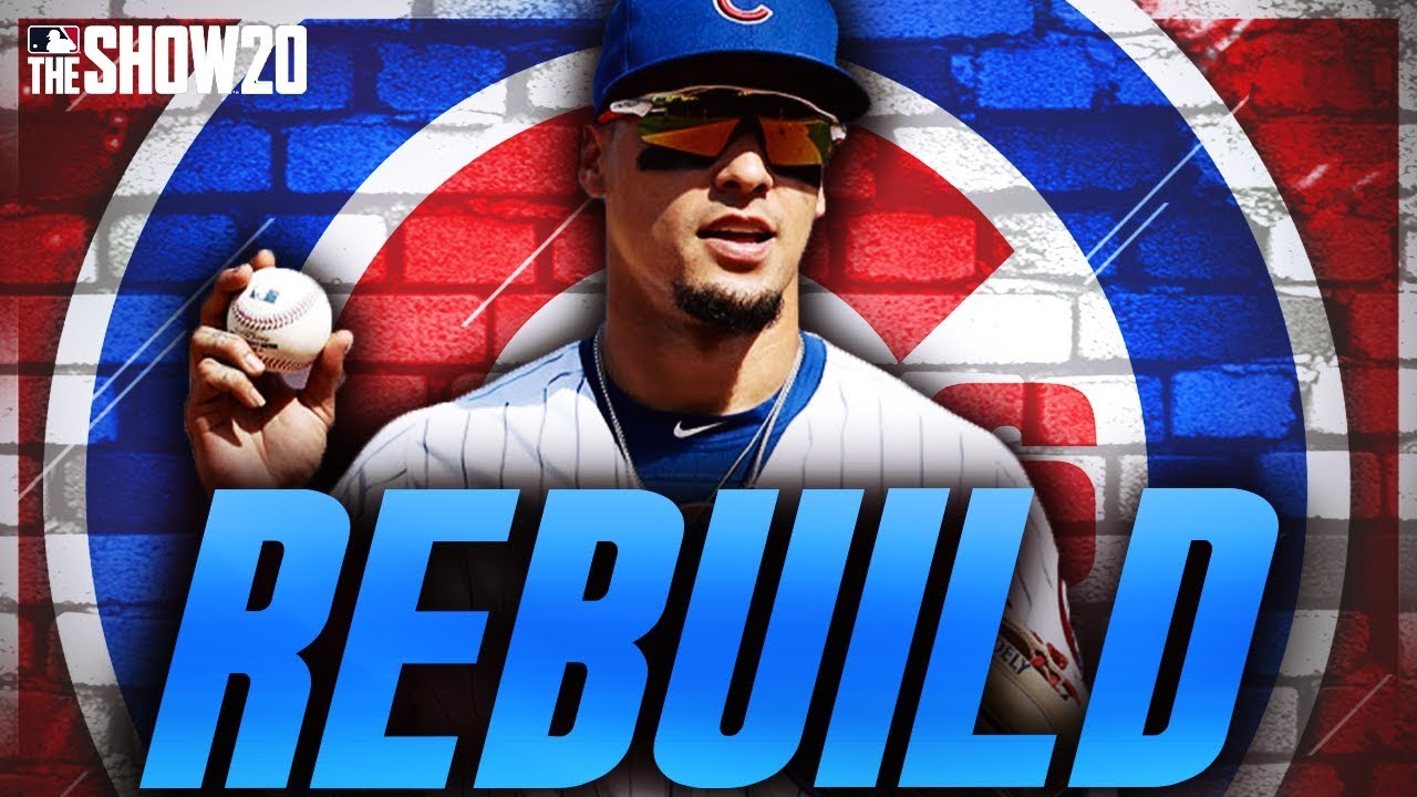 REBUILDING THE CHICAGO CUBS | MLB the Show 20