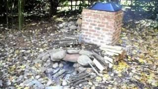 Brick Smoker Oven