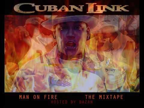 Cuban Link- Man on fire the Mixtape.