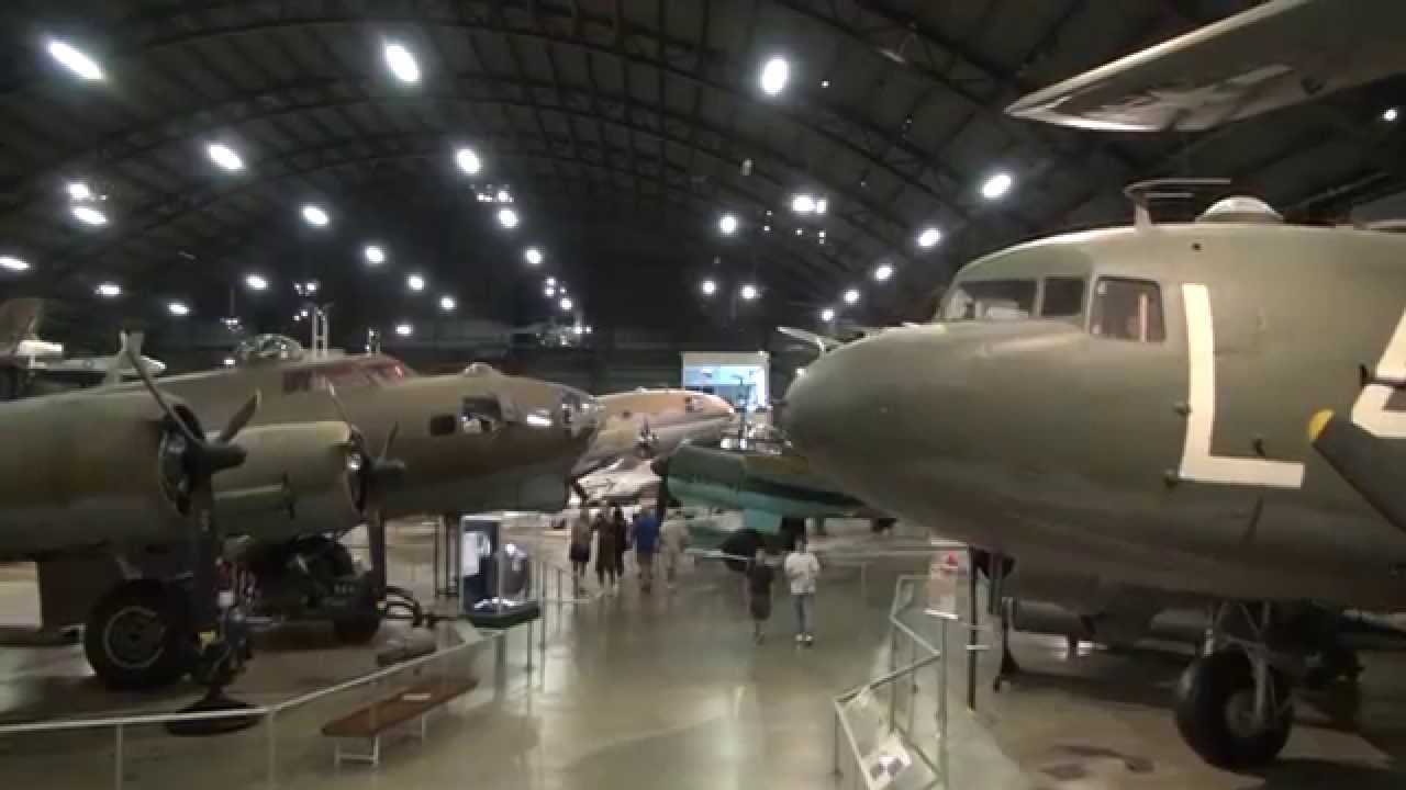 National Museum Of The U S Air Force  Sec PSA YouTube - Air force museums in us