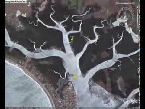 STRANGE SECRET PLACES of GOOGLE EARTH