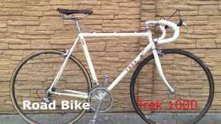 1985 TREK 2000 Aluminum Road Bike with Shimano Dura Ace Components