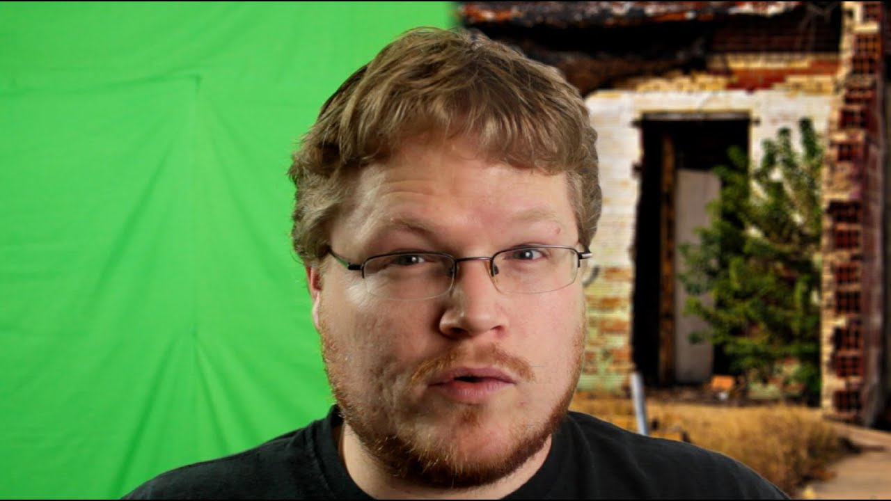 Green Screen Dancing Edge Pixels (After Effects CS6) : Adobe