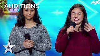 STANDING OVATION! HK Sisters WOWed Audience With Beautiful Duet | Asia's Got Talent 2019 on AXN Asia thumbnail