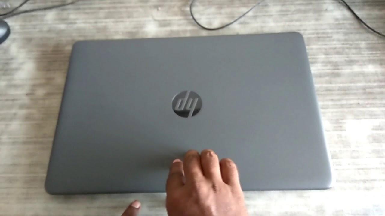 Hp 250 G6 Laptop Youtube