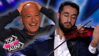 Top 10 Unforgettable Classical Instrument Auditions On Got Talent Around The World MP3