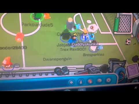 Club Penguin Vlog 2- Penguin Cup