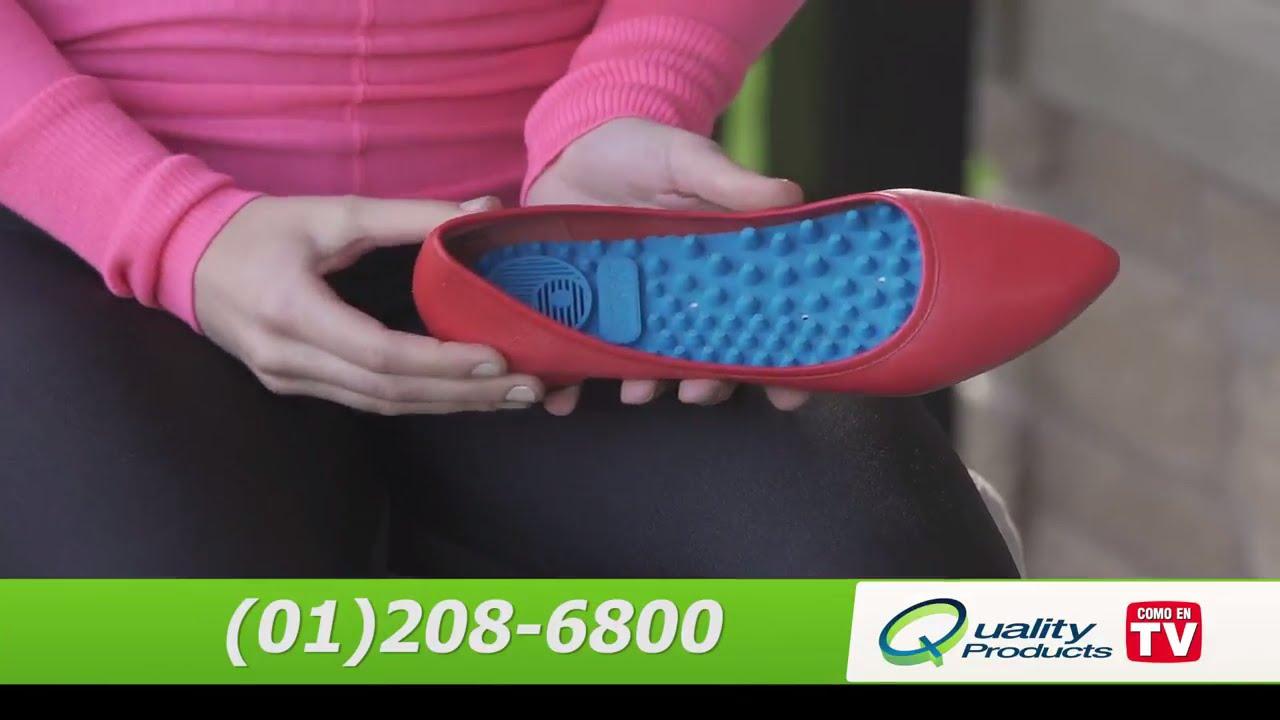 Alivia el dolor de pies con Dr. Ho\'s Plantilla Massage || Quality ...