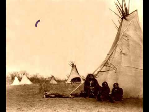 Native Americans Comanche Tribe