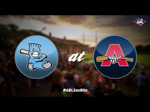 REPLAY: Sydney Blue Sox @ Adelaide Bite, R7/G3