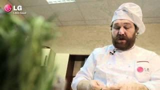"""Рецепт от Алексея Зимина """"Карп в кефире с тархуном"""""""