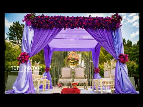 Latest Indian Wedding Decoration Ideas