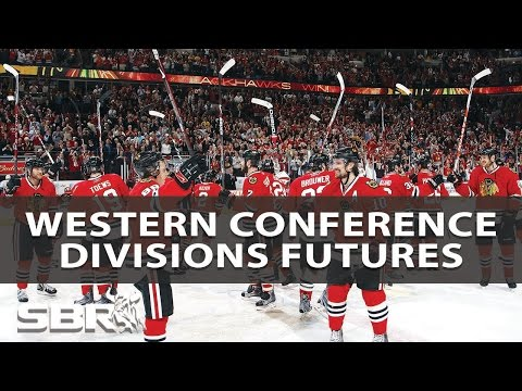 NHL 2016 Season - Western Conference Preview & Future Odds
