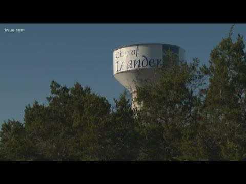 Boomtown: The Growth In Leander, Texas
