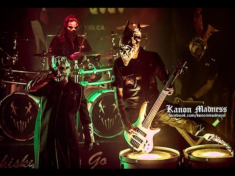 Mushroomhead - Out of My Mind HD (Oct 13 2016 - Hollywood CA) by Kanon Madness