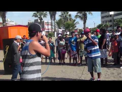 Yo Considero - Calle Urbana (Leex Ft Negro) - Hip Hop Pal Barrio (Pimentel)