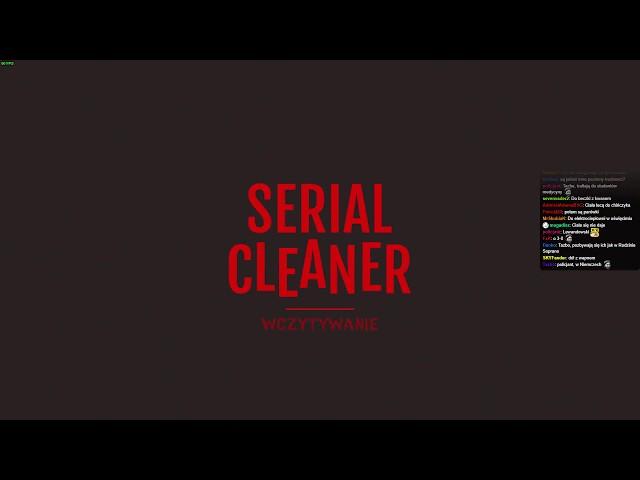 Pierwszy Kontakt: Serial Cleaner