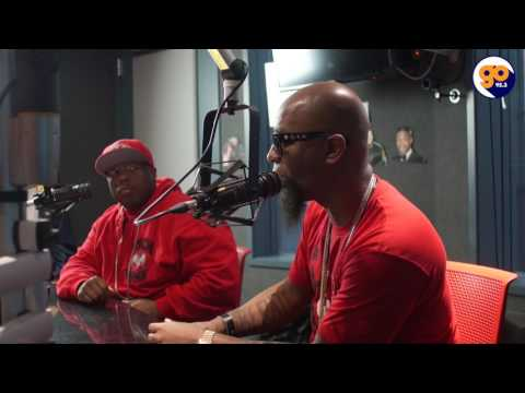 Tech N9ne & Krizz Kaliko talks about Dominion, Prof and more