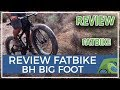 Review bicicleta Fat Bike BH Big Foot de comunitario Txiki desde Almería