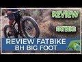 Review bicicleta Fat Bike BH Big Foot de comunitario Txiki desde Almería