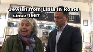 Refugee for just one day.Jews From Libia,