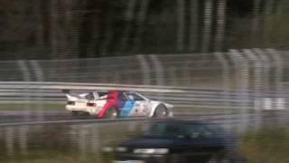 BMW M1 @Nordschleife