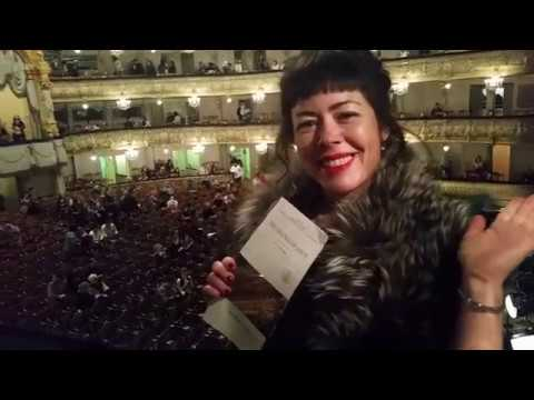 Everyday life: Welcome to the Mariinsky Theatre