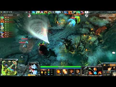 DK vs iG - Game 1 (WPC-ACE - Grand Finals)
