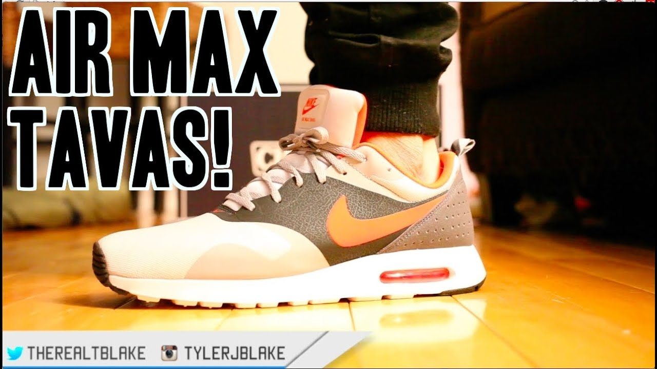 Nike Air Max Tavas Trainers Review