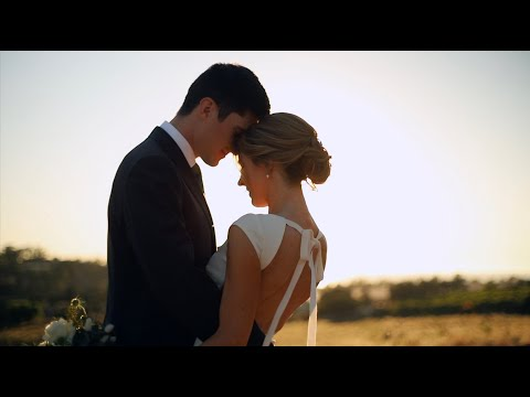 Gorgeous, Meaningful and Funny Santa Barbara Wedding Video