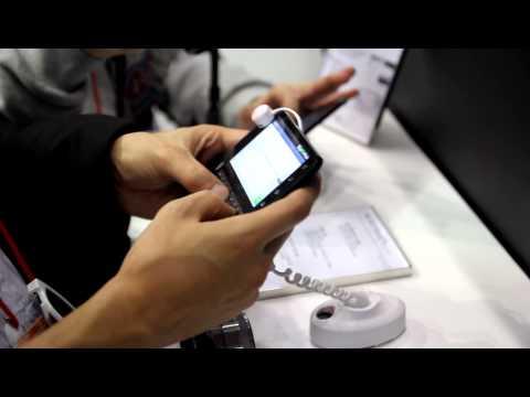 LG KES2011 한국전자전 - OPTIMUS Q2 -