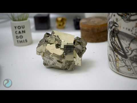 Pyrite: Shift from a State of Lack to a State of Abundance